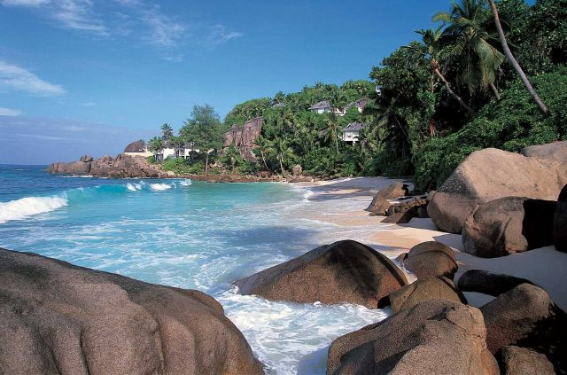 The Seychelles Islands- tropical romantic destination   - Seychelles-tropical, romantic, perfect destination