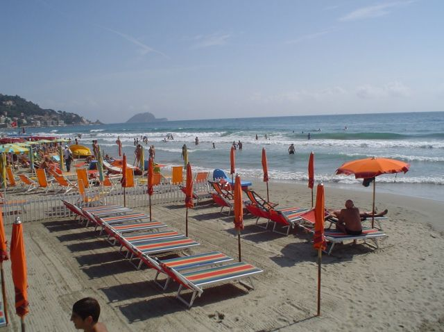 Alassio Beach - Perfect resort
