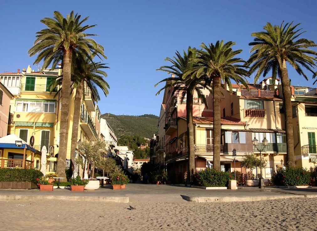Alassio Beach - Wonderful place