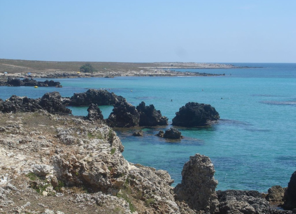 Otranto beach - Beautiful beach