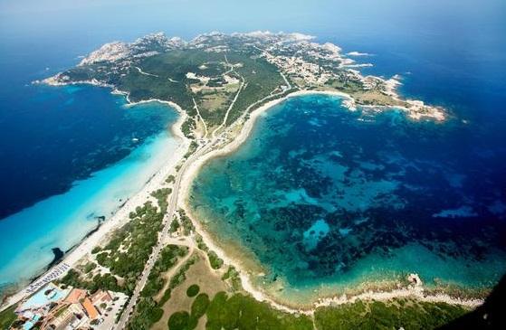 пляж отранто италия