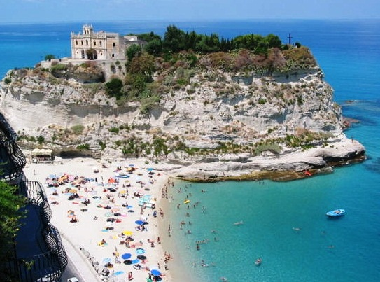 Tropea Beach - Beautiful destination