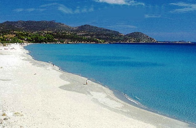Villasimius Italy  city photos gallery : Images Villasimius beach fantastic place 12815