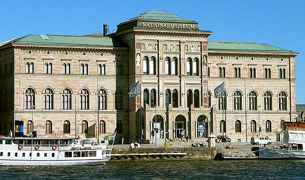 Stockholm - The National Museum