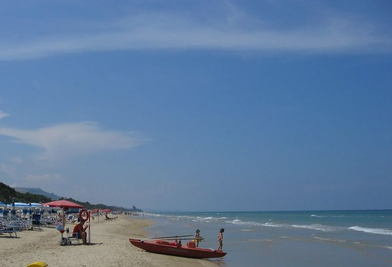 Abruzzo Beach - Wonderful sandy beach