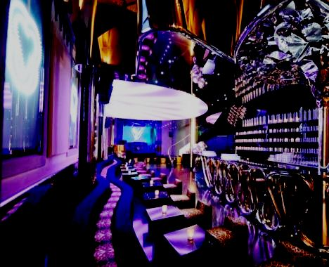 The most Luxury Club in the world the Cavalli Club, Milan - the interior design
