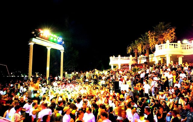best open-air Nightclub in the world - Halikarnas , Turkey - The Best ...