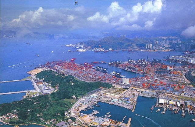 Geography of Hong Kong
