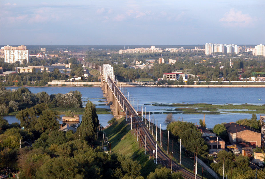 Kiev - Panoramic view
