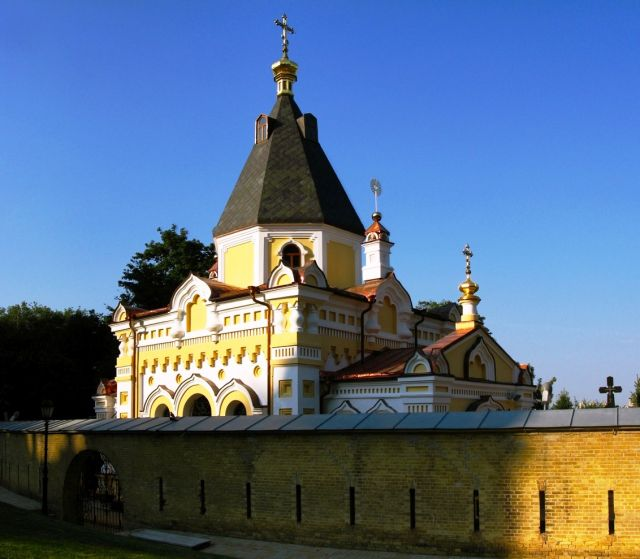 Kiev - The Pechersk Lavra