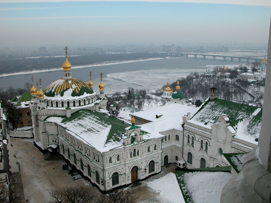 Kiev - The city in winter