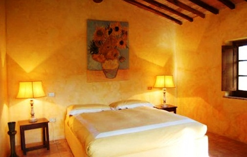Casale Serafino - Great bedroom