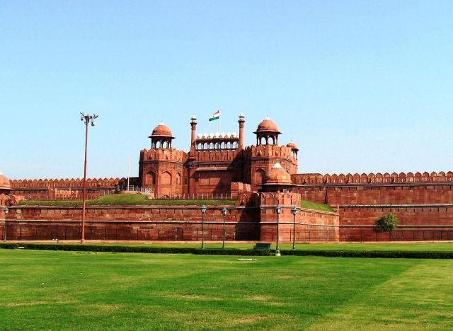 New Delhi - Red Fort