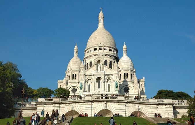 sacre coeur and montmartre the best places to visit in paris france