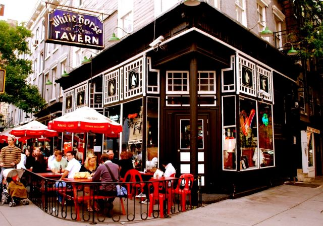 White Horse Tavern - Great historical place