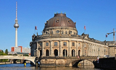 Berlin - Imposing structure