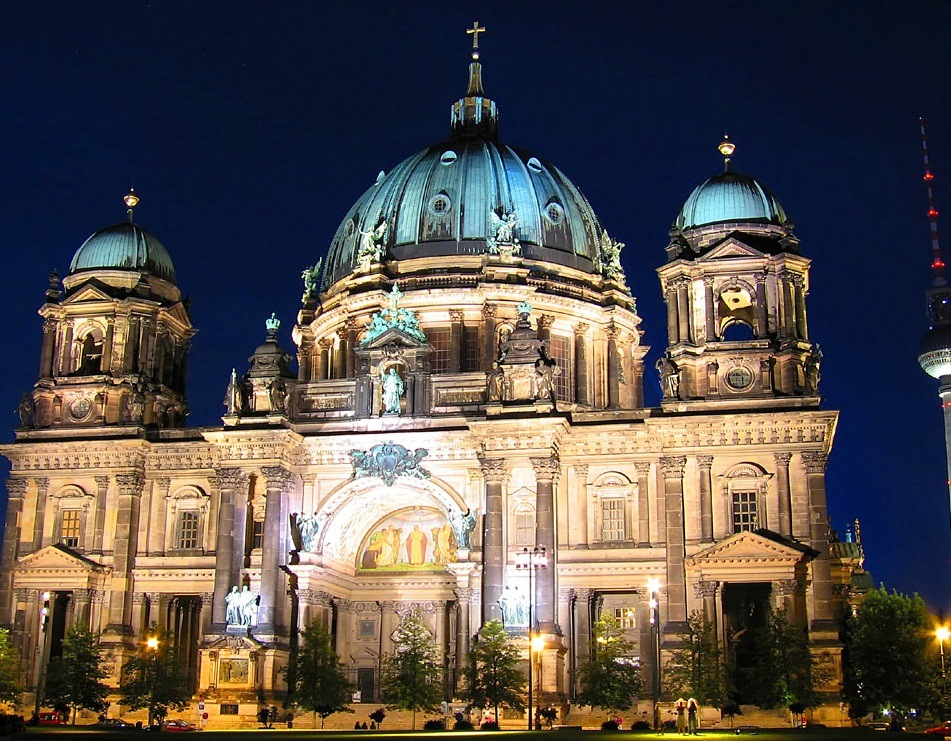 Berlin - Majestic cathedral