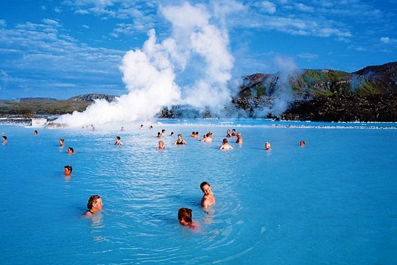 The Blue Lagoon in Iceland - Great place
