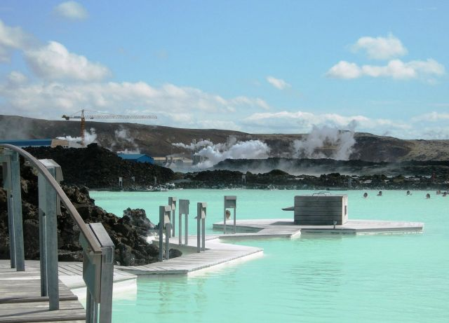 The Blue Lagoon in Iceland - Incredible lagoon