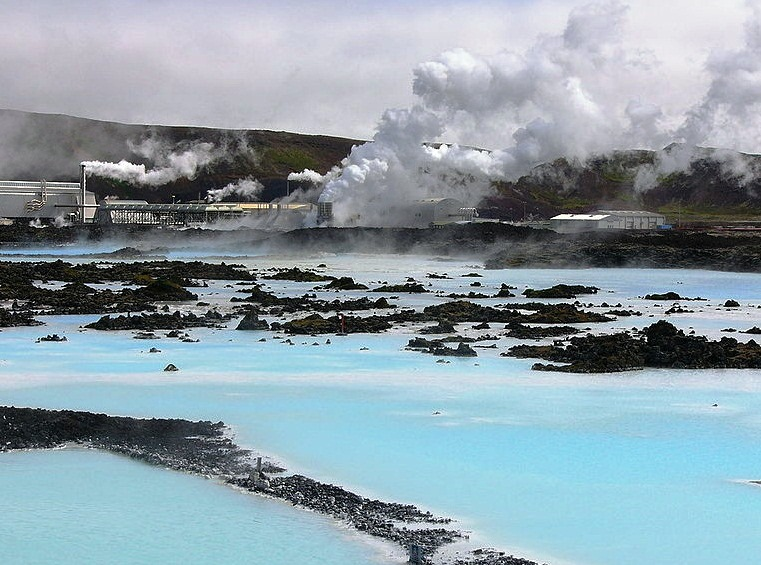 The Blue Lagoon in Iceland - Lovely lagoon