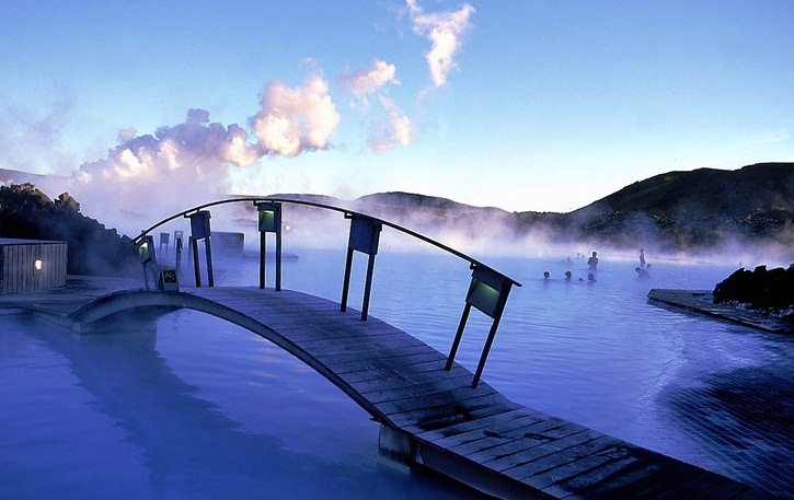 The Blue Lagoon in Iceland - Majestic lagoon