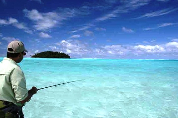 The Aitutaki Lagoon - Interesting activities