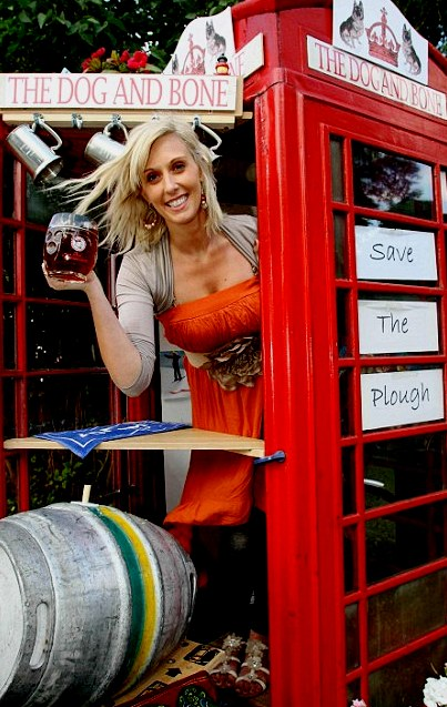 The smallest pub in the world - Most interesting pubs