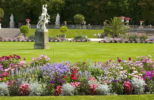 Jardin de luxembourg and luxembourg palace the best for Jardin du luxembourg