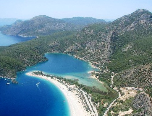 The Blue Lagoon in Turkey - Amazing paradise