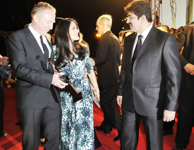 Cairo Film Festival - Famous artists