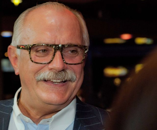 The Moscow International Film Festival - Nikita Mikhalkov