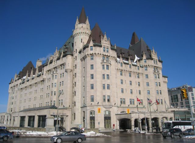 Ottawa - The Chateau Laurier