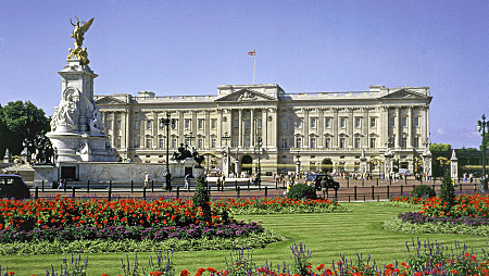 Buckingham Palace - General view