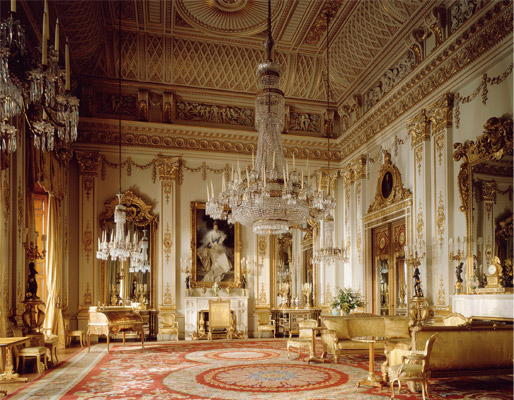 Buckingham+palace+interior+pictures