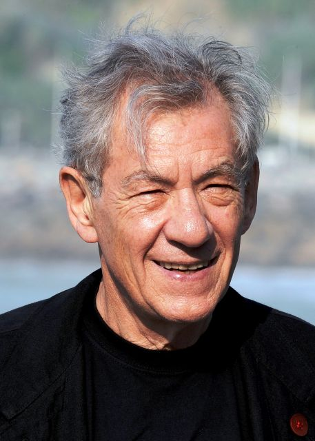 The International Film Festival in San Sebastian - Ian McKellen