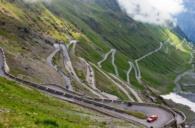 Stelvio Pass - Amazing view