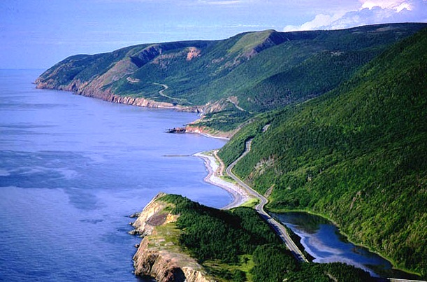 Cabot Trail - Majestic beauty