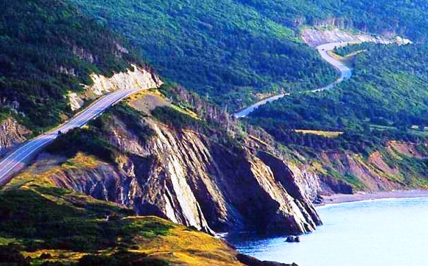 Cabot Trail - Picturesque beauty