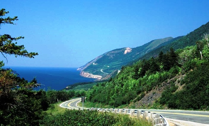 Cabot Trail - Spectacular road