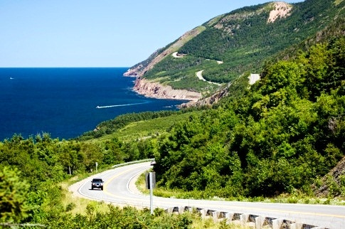 Cabot Trail - Spectacular view