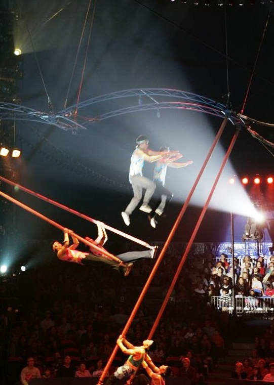 Big Apple Circus – the most generous in the world - Exciting moments
