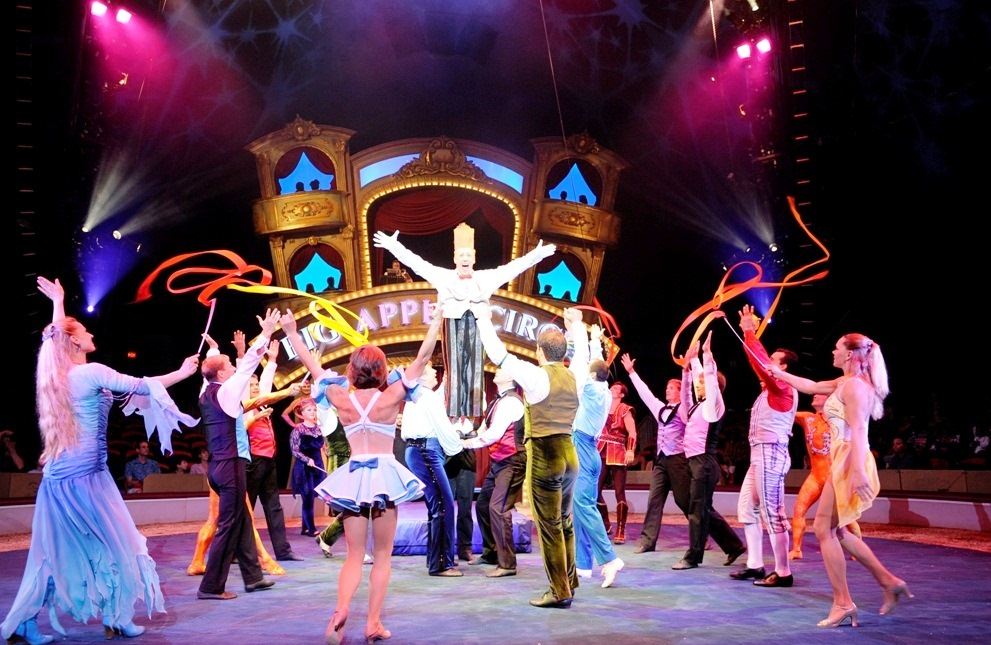 Big Apple Circus – the most generous in the world - Grand event