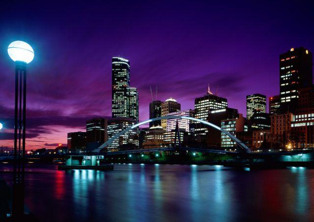 World Top Places Melbourne Wonderful City