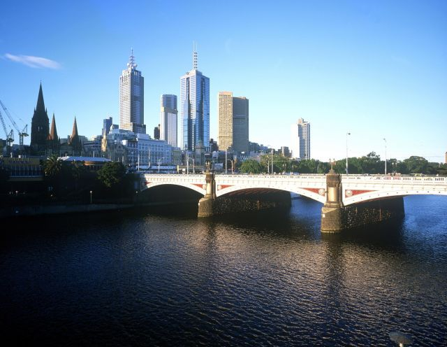 Melbourne - Young, active and dynamic city