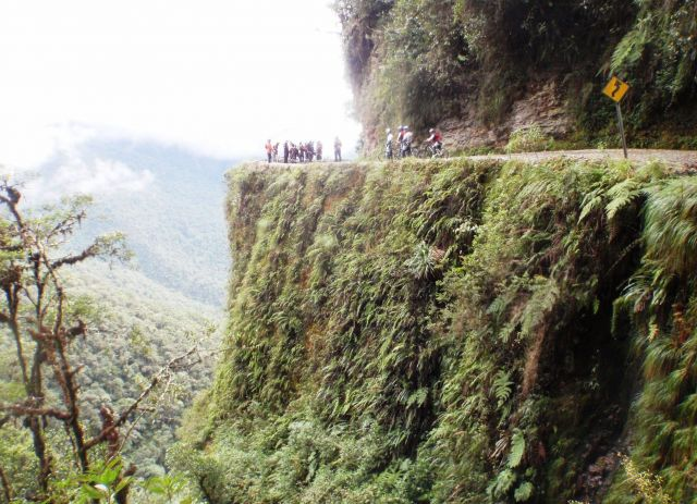 The Old Yungas Road  - Unforgettable emotions