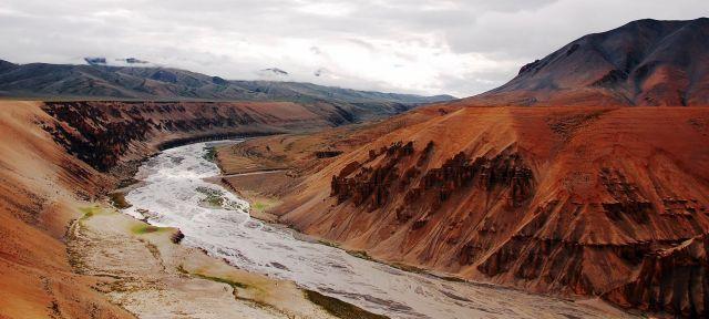 Leh Beautiful Landscapes of Leh