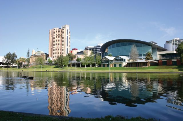 Adelaide - One of the most livable cities in the world