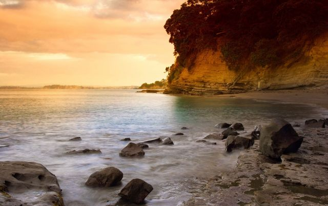 Images Auckland Breathtaking scenery 13580 National Geographic Nature Beach