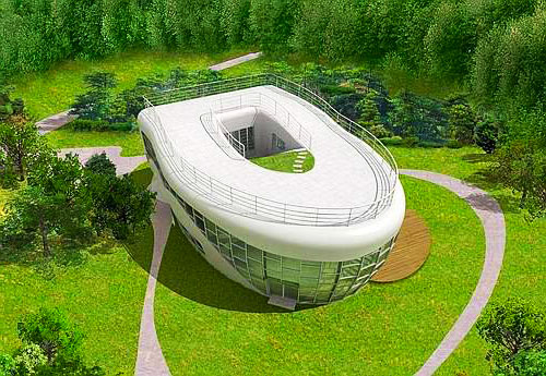 the toilet shaped house the most bizarre houses in the world