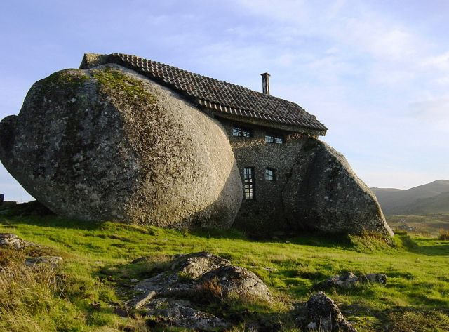 The Stone House  - Isolated house